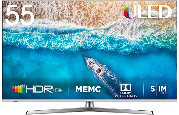 Smart tv uled ultra hd 4k 55