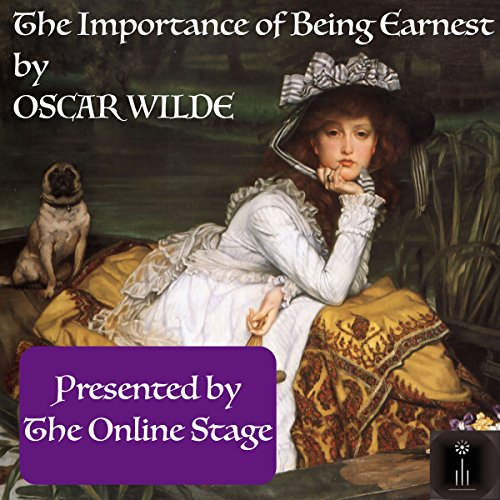 『The Importance of Being Earnest』のカバーアート