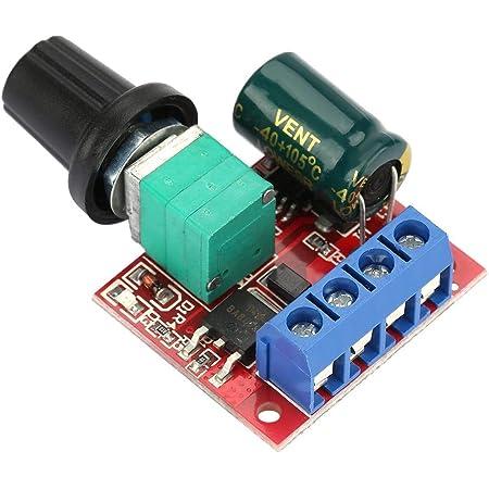 Motor Drehzahlsteller 5v 28v 5a Pwm Dc Motorsteuerung Motordrehzahl Schalter Controller Led Volt Regler Speed Controller Beleuchtung