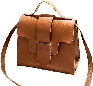 Messenger Bags for Women Thenlian Solid Crossbody Messenger Handbag Purse Totes Shoulder Bags