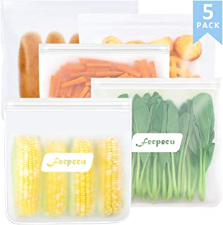 reusable gallon freezer bags