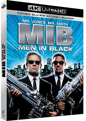 Men in Black [4K Ultra HD + Blu-Ray + Digital Ultraviolet]
