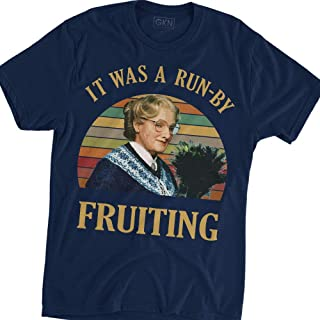 It was A Run by Fruiting Vintage T-Shirt Mrs. Doubtfire