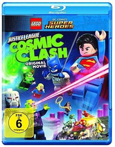 LEGO DC Comics Super Heroes - Gerechtigkeitsliga: Cosmic Clash (inkl. Digital Ultraviolet) [Alemania] [Blu-ray]