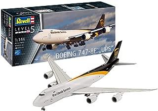 Revell 03912 14 Maqueta de Boeing 747 – 8 F UPS en Escala 1: 144, Niveles 5