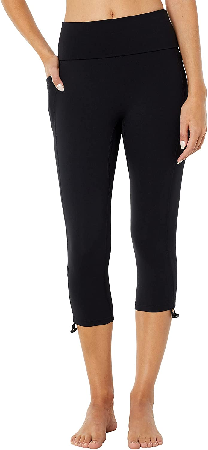 Free People Class Act Cropped Leggings