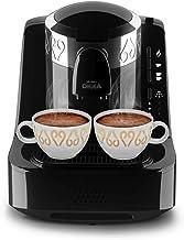 Arzum OK002 Türk Kahve Makinesi, Plastik, Siyah
