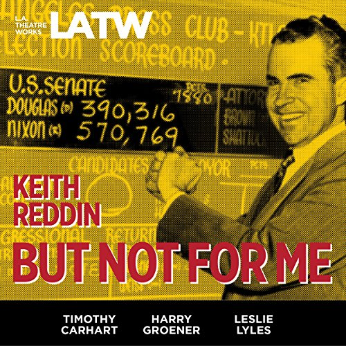 But Not for Me audiobook cover art