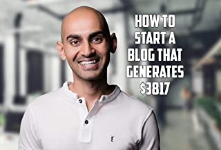 How to Start a Blog That Generates $3817