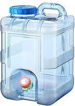 Drank waterreservoir, waterreservoirkraan Desktop Dispenser, Dispenser Draagbare drinkwater Pitcher Perfect voor kamperen,...