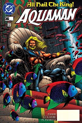 Aquaman (1994-2001) #36 (English Edition)