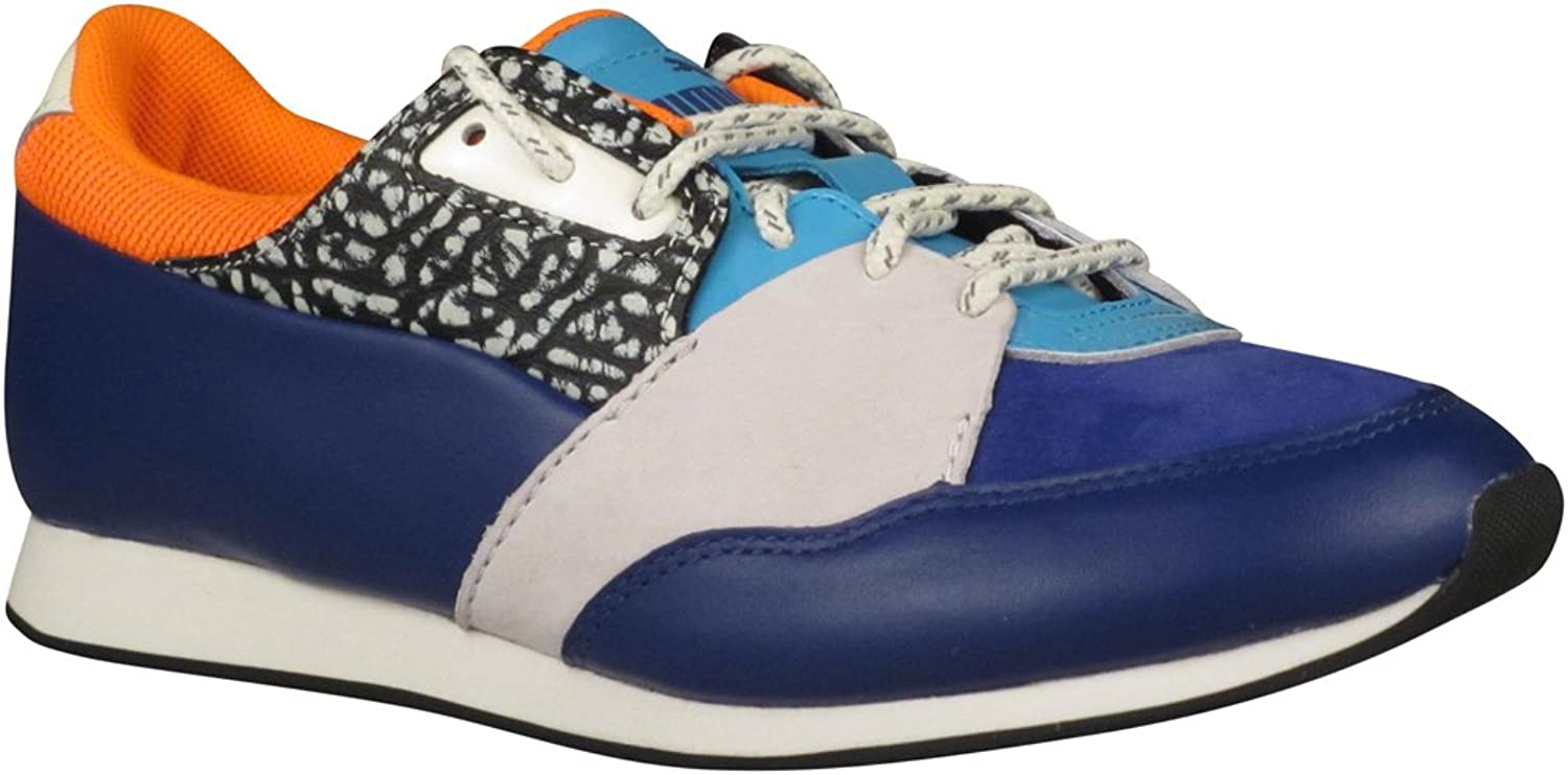 Puma Women's MCQ Jog Fashion Sneakers bluee Sodalite bluee 8.5 B(M) US