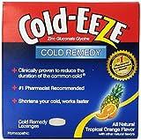 Cold-EEZE Cold Remedy Lozenges Tropical Orange Flavor 10ct