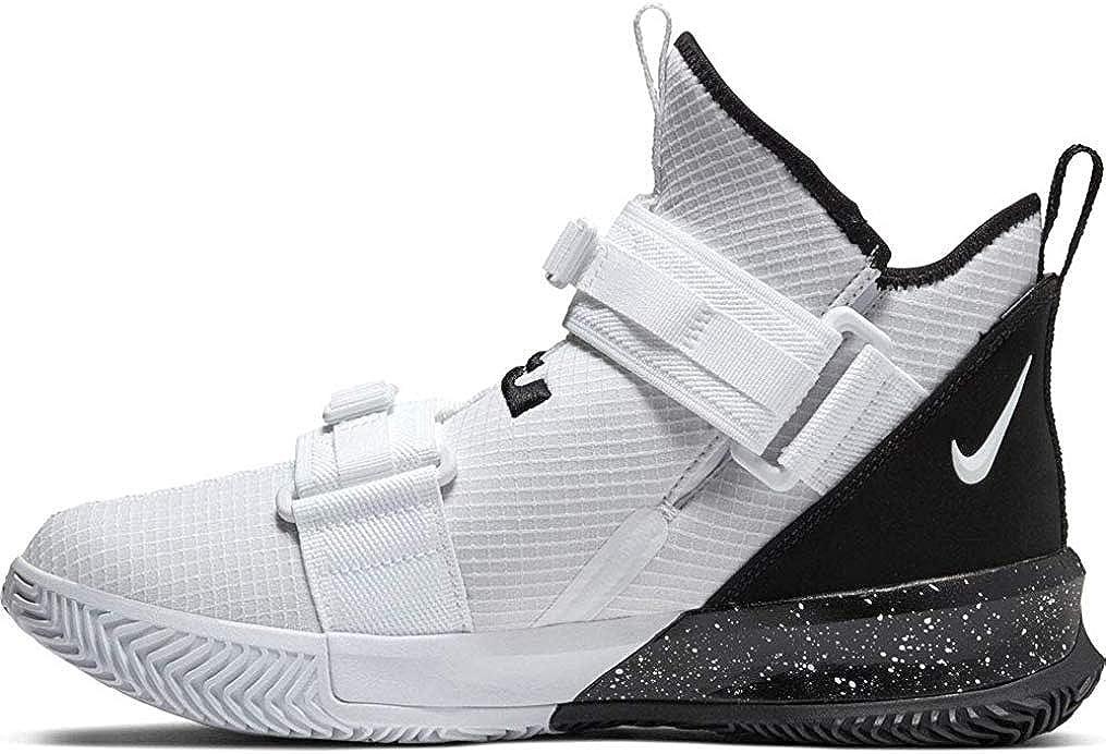 Amazon.com | Nike Men's Lebron Soldier XIII SFG Basketball Shoes ...