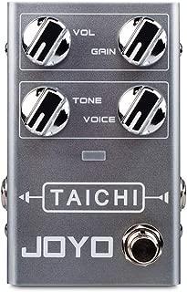 JOYO R-02 TaiChi Distortion Low Gain Overdrive Effect Pedal