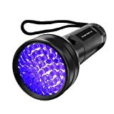Amazon.com: Black Light UV Flashlights with UV Protective ...