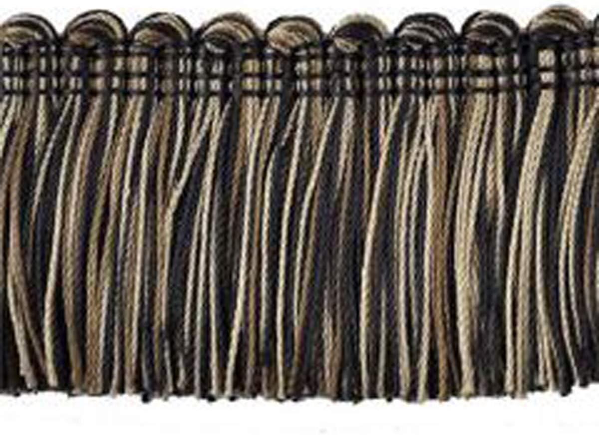 BELAGIO Enterprises BF-4004-02-06 Black Fringe Brush Direct sale of manufacturer Now on sale