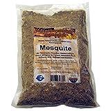 Räuchermehl Mesquite, 400g Räucherspäne vom Mesquite-Holz, Dust, Korngröße 0,1-4mm mm