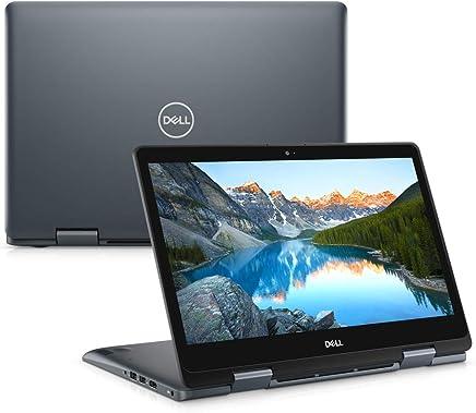 """Notebook Dell Inspiron 2em1 Ultrafino i14-5481-A20S 8ª Geração Intel Core i5 8GB 1TB LED 14"""" HD Touch Screen Windows 10 McAfee Prata Garantia Domícilio"""