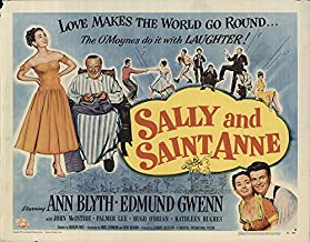 Sally and Saint Anne 1952 Authentic 22