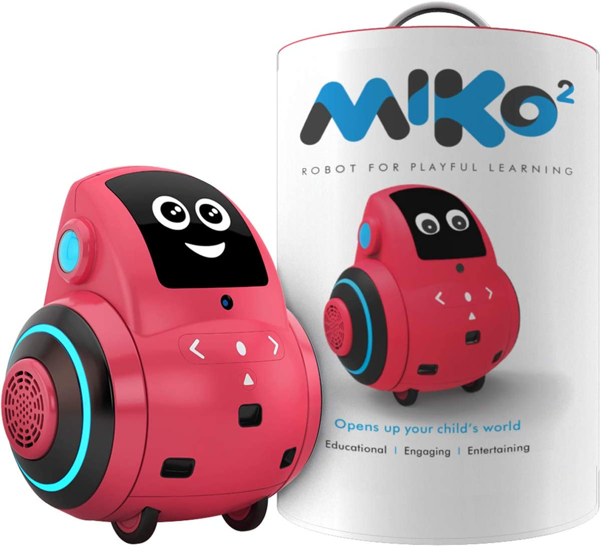 55% OFF Miko 2: Playful Learning STEM Robot 2021 spring and summer new Programmable Activ Voice +