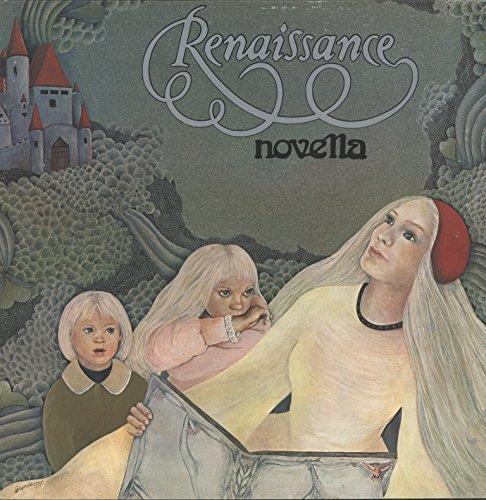 NOVELLA LP (VINYL) UK WARNER BROS 1977