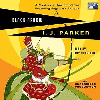 Black Arrow audiobook cover art