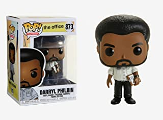 Funko 41885 The Office Darryl Philbin Pop Vinyl Figure, Multicolour, Standard