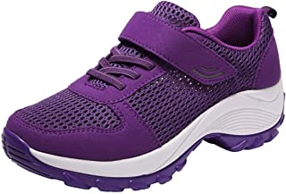 Women's Sports Sneakers Non Slip Lightweight Casual Athletic Shoe Mesh Air Running Walking Shoes