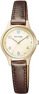 ポールスミス Paul Smith 腕時計 THE CITY mini レディース レザー 時計 ザ・シティ ミニ ブラウン BT2-629-12