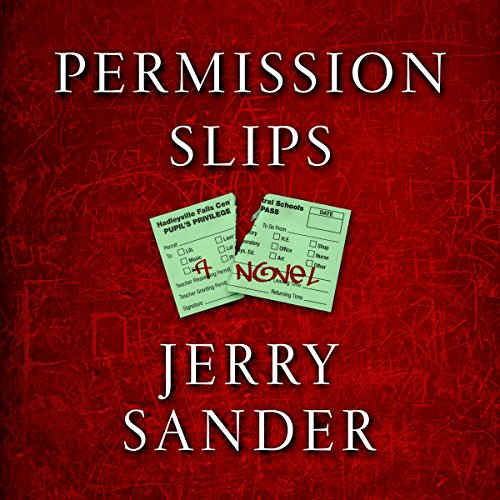 Permission Slips audiobook cover art