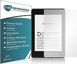 Slabo 2 x Displayschutzfolie für Kindle Paperwhite 2018 (10. Generation) Displayschutz..