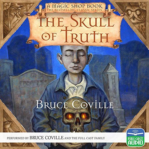 The Skull of Truth audiobook cover art