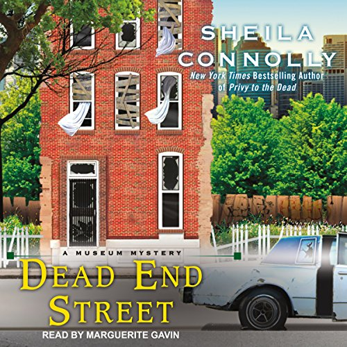Dead End Street audiobook cover art