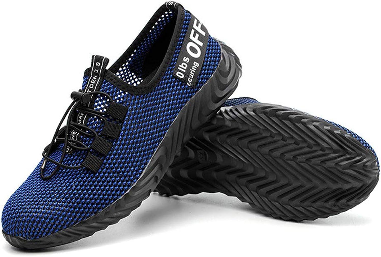 separation shoes cbf34 85e8f YHHF Sommer Unisex Arbeitsschuhe Stahlkappe ...