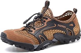 zaragfushfd Men's Hiking Shoe Waterproof Hiking Shoe Ridge Plus Waterproof