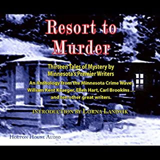 Resort to Murder cover art