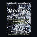 Death's Acre audiobook cover art