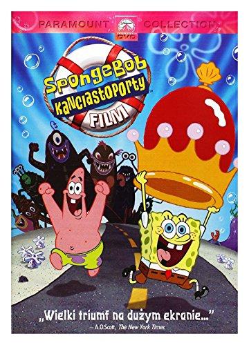 Der SpongeBob Schwammkopf Film [DVD] [Region 2] (IMPORT) (Keine deutsche Version)