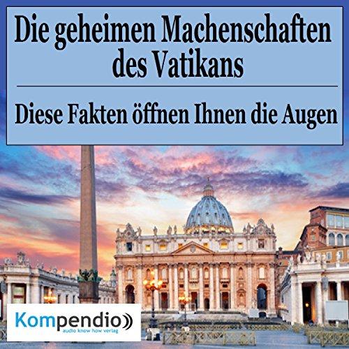 Die geheimen Machenschaften des Vatikans cover art