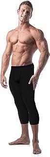 Copper Compression Mens Capri Pants. Leggings, Tights, Capris, Pant for Men