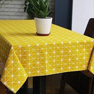 3 pcsSytlish Linge Table Tissu Pays Style Plaid Imprimer Multifonctionnel Rectangle Table Couverture Nappe Maison Cuisine ...