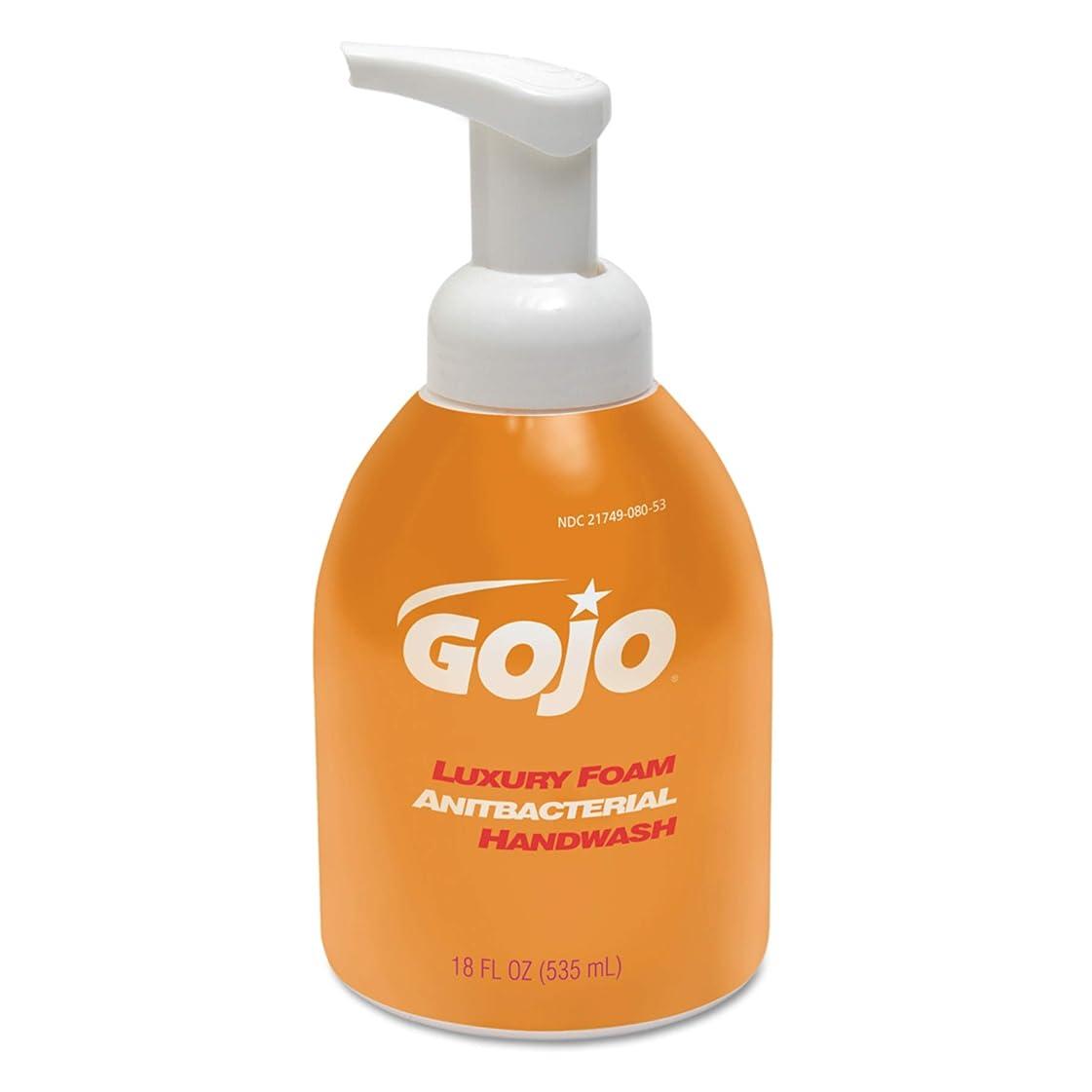 他の場所最大橋脚Luxury Foam Antibacterial Handwash, Orange Blossom, 18 oz Pump (並行輸入品)