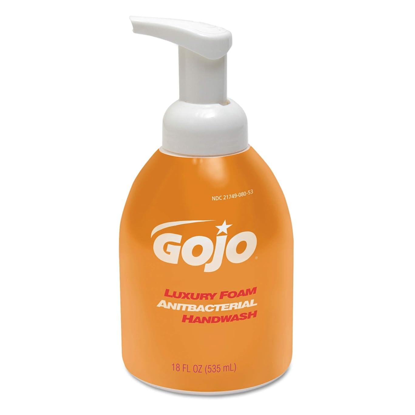 渦彼女悲観主義者Luxury Foam Antibacterial Handwash, Orange Blossom, 18 oz Pump (並行輸入品)