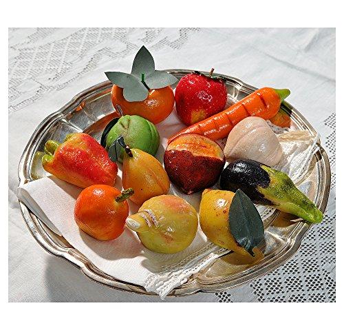 Fruits en pâte d'amandes 0,5 kg - Livraison d'Italie