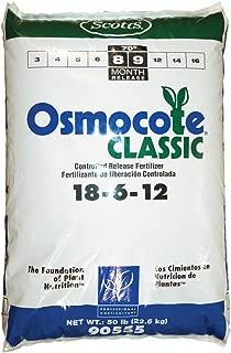 Fertilizer Osmocote 18-6-12, 8-9 Month