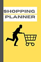 shopping planner , shopping list planner ,meal or menu planning