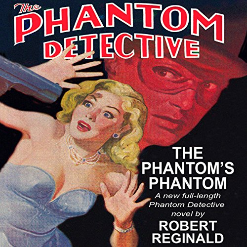 The Phantom Detective audiobook cover art