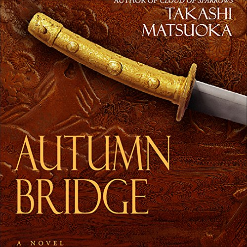 Autumn Bridge audiobook cover art