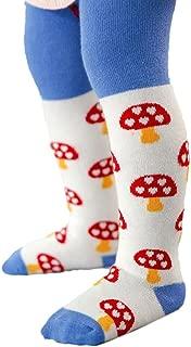 Adorel M/ädchen Kniestr/ümpfe Socken mit Schleife 5er-Pack